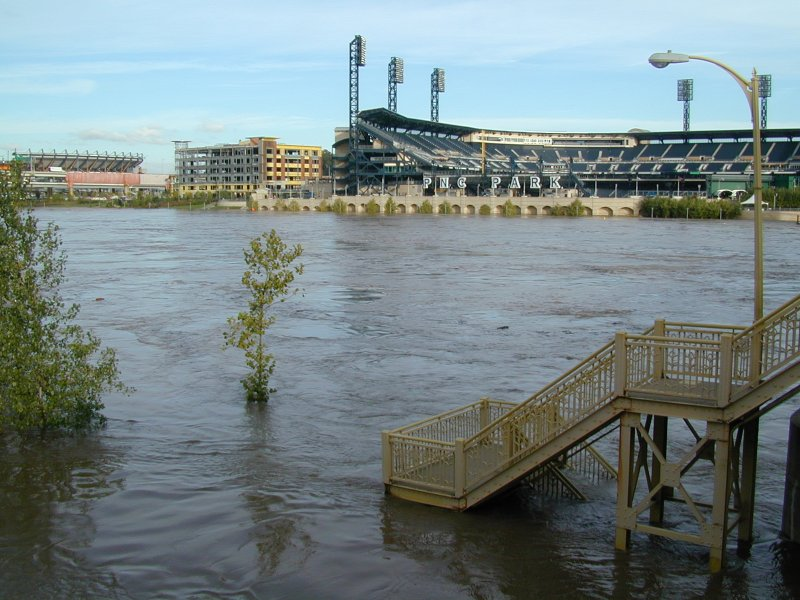 Photos From Pittsburgh Flood After Remnants Of Hurricane Ivan